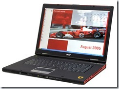Acer Ferrari 4000 Drivers XP